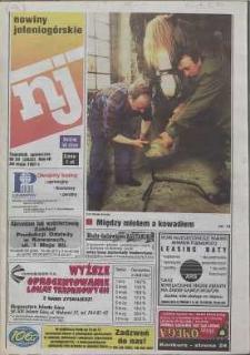 Nowiny Jeleniogórskie : tygodnik społeczny, R. 40, 1997, nr 20 (2032)