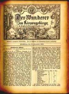 Der Wanderer im Riesengebirge, 1882, nr 16