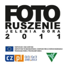 foto-ruszenie : wystawy fotograficzne : naklejka