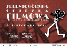 Jeleniogórska Ścieżka Filmowa : 115 lat kin w Jeleniej Górze : plakat