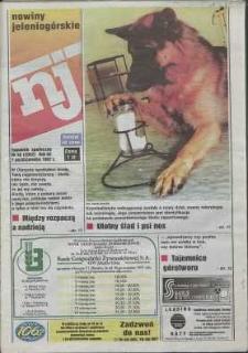 Nowiny Jeleniogórskie : tygodnik społeczny, R. 40, 1997, nr 40 (2052)
