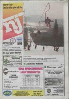 Nowiny Jeleniogórskie : tygodnik społeczny, R. 40, 1997, nr 44 (2055)