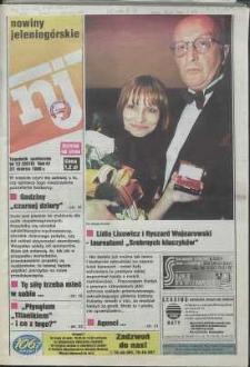 Nowiny Jeleniogórskie : tygodnik społeczny, R. 41, 1998, nr 13 (2076)