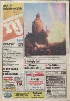 Nowiny Jeleniogórskie : tygodnik społeczny, R. 41, 1998, nr 23 (2086)