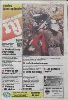 Nowiny Jeleniogórskie : tygodnik społeczny, R. 41, 1998, nr 26 (2089)