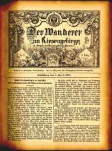 Der Wanderer im Riesengebirge, 1883, nr 19