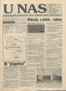 U Nas : miesięcznik jaworzyński, 1993, nr 6