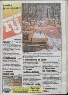 Nowiny Jeleniogórskie : tygodnik społeczny, R. 43, 2000, nr 9 (2176)
