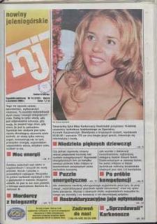 Nowiny Jeleniogórskie : tygodnik społeczny, R. 43, 2000, nr 14 (2181)