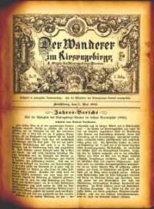 Der Wanderer im Riesengebirge, 1883, nr 21