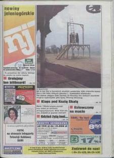 Nowiny Jeleniogórskie : tygodnik społeczny, R. 43, 2000, nr 43 (2210)