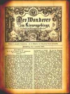 Der Wanderer im Riesengebirge, 1883, nr 26
