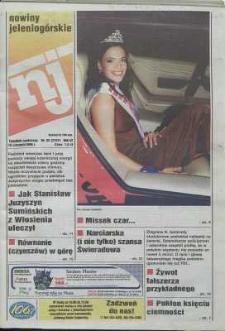 Nowiny Jeleniogórskie : tygodnik społeczny, R. 42, 1999, nr 32 (2147)