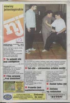 Nowiny Jeleniogórskie : tygodnik społeczny, R. 42, 1999, nr 46 (2161)