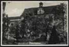 Ohlau – Piastenschloß und Sieges-Denkmal [Dokument ikonograficzny]