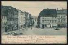 Gruss aus Ohlau – Ring u. Breslauerstrasse [Dokument ikonograficzny]