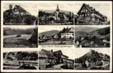 Aus dem Isergebirge [Dokument ikonograficzny]