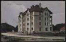 Ohlau - Parkstrasse [Dokument ikonograficzny]