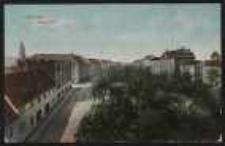 Ohlau - Schlossplatz [Dokument ikonograficzny]