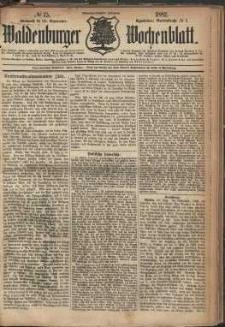 Waldenburger Wochenblatt, Jg. 28, 1882, nr 75