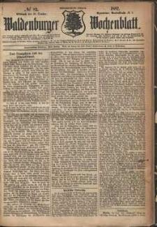 Waldenburger Wochenblatt, Jg. 28, 1882, nr 83