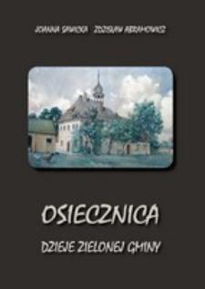 Osiecznica : dzieje zielonej gminy