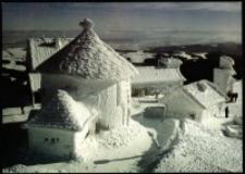 Karkonosze - Śnieżka - kaplica Św. Wawrzyńca [Dokument ikonograficzny]