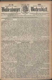 Waldenburger Wochenblatt, Jg. 29, 1883, nr 86