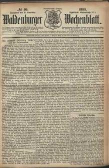 Waldenburger Wochenblatt, Jg. 29, 1883, nr 90