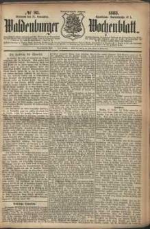 Waldenburger Wochenblatt, Jg. 29, 1883, nr 93