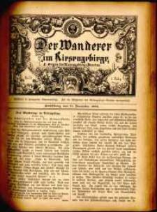 Der Wanderer im Riesengebirge, 1884, nr 35