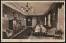 Hotel zum Löwen - Kleiner Saal [Dokument ikonograficzny]