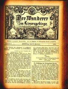 Der Wanderer im Riesengebirge, 1885, nr 36