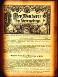 Der Wanderer im Riesengebirge, 1885, nr 40