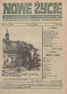 Nowe Życie: dolnośląskie pismo katolickie: religia, kultura, społeczeństwo, 1989, nr 12 (153)