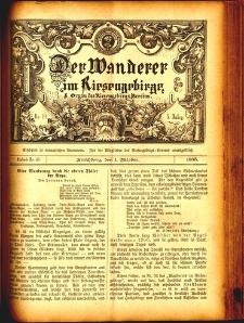 Der Wanderer im Riesengebirge, 1885, nr 45