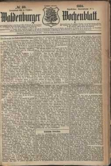 Waldenburger Wochenblatt, Jg. 30, 1884, nr 80
