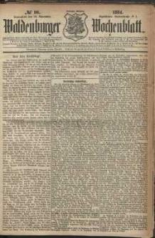Waldenburger Wochenblatt, Jg. 30, 1884, nr 96