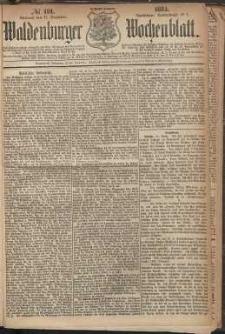 Waldenburger Wochenblatt, Jg. 30, 1884, nr 101