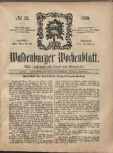 Waldenburger Wochenblatt, Jg. 5, 1859, nr 23
