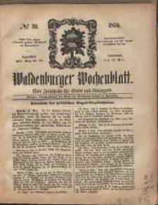 Waldenburger Wochenblatt, Jg. 5, 1859, nr 39