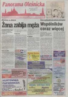 Panorama Oleśnicka: tygodnik Ziemi Oleśnickiej, 1999, nr 20 (412)