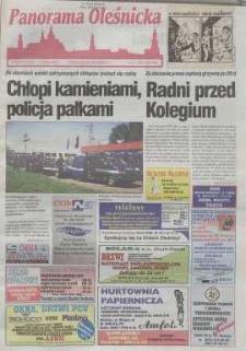 Panorama Oleśnicka: tygodnik Ziemi Oleśnickiej, 1999, nr 22 (414)