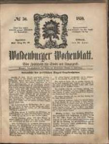 Waldenburger Wochenblatt, Jg. 5, 1859, nr 50
