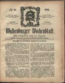 Waldenburger Wochenblatt, Jg. 5, 1859, nr 95
