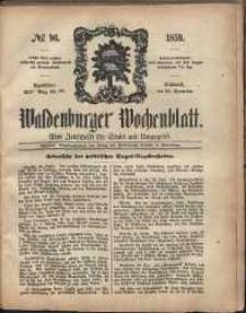 Waldenburger Wochenblatt, Jg. 5, 1859, nr 96
