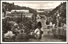 Siedlęcin - Jezioro Modre, Perła Zachodu i zapora na Bobrze [Dokument ikonograficzny]