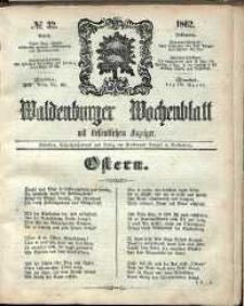 Waldenburger Wochenblatt, Jg. 8, 1862, nr 32