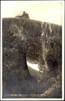 Karkonosze - schronisko Nad Śnieżnymi Kotłami [Dokument ikonograficzny]