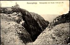 Karkonosze - Śnieżne Kotły ze schroniskiem [Dokument ikonograficzny]
